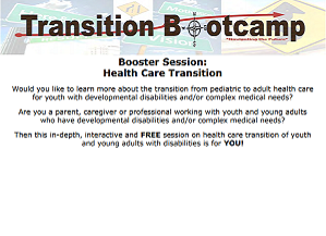 Healthcare Transition Session