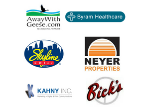 Thank You to our Walk & Roll Sponsors