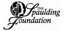 Spaulding Foundation Grant