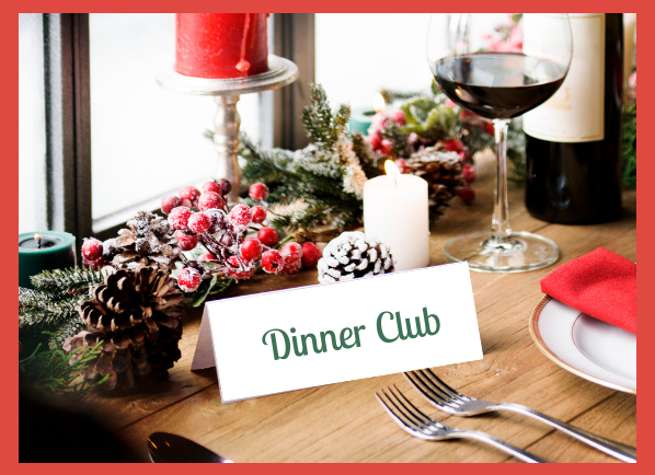 Adult Holiday Dinner Club