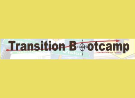 Transition Bootcamp Booster Sessions